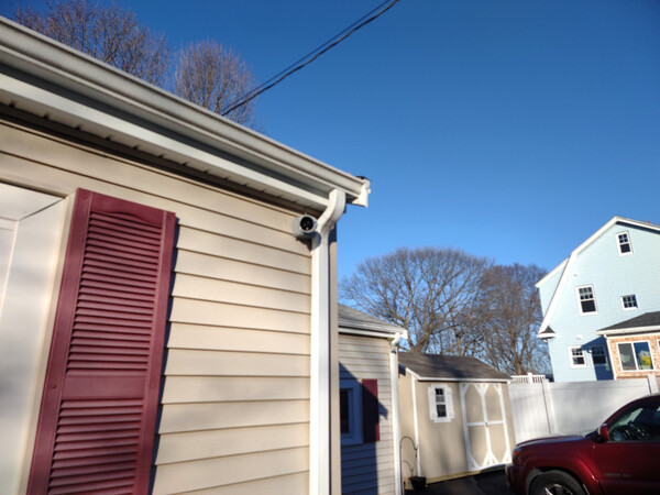 Home Security Camera Installation in Tauntin, MA (5)