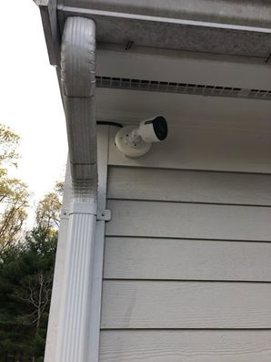 Security System Installation in Fall River, MA (1)