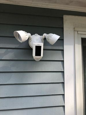 Security System Installation in Fall River, MA (2)