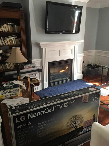 TV Mounting & Installation in New Bedford, MA (3)
