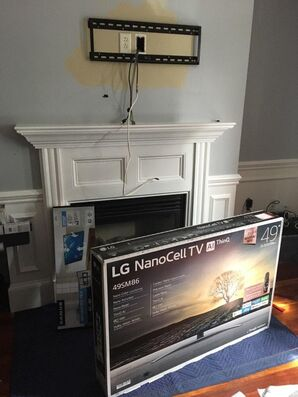 TV Mounting & Installation in New Bedford, MA (2)